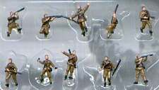 Pegasus 0853 Russian Infantry WWII 1/144 Scale Painted Plastic Model Figures