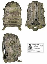 Mandrake Camo Patrol Backpack / Bug Out Bag / Tactical / Military /Survival Gear