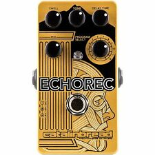 Catalinbread Echorec Multi Tap Echo Delay 12-Position Switch Guitar Effect Pedal