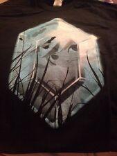 Nerd Block Legend of Zelda Exclusive Blue Rupee t-shirt Men's M Link ShirtPunch
