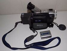 Sony Digital Handycam Video Recorder DCR-TRV11 Not Tested