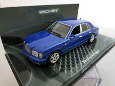 Minichamps Bentley Arnage T (blau/metallic) 1:43 TOP&OVP