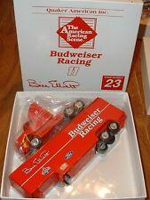 Bill Elliott Budweiser Race Hauler Winston Cup '94 Winross Truck