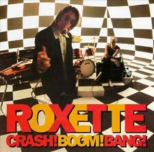 Roxette: Crash Boom Bang  Audio Cassette