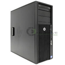 HP Z420 Workstation Intel E5-1620 3.6GHz 12GB 1TB HDD Nvidia Quadro K2000D Win 7