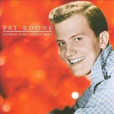 Songs For Christmas by Pat Boone (CD, Jan-2007, Christmas Legends)