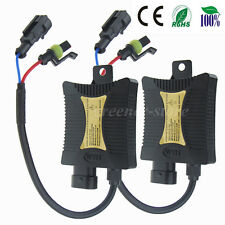 2x Balastro Repuesto 55W Universal Slim Xenon HID Ballast Conversion Replacement