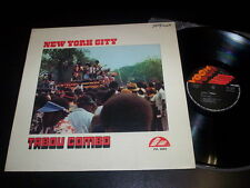 "Tabou Combo ""New York City"" LP Voom Voom Music ‎– VVL 6003 made in  italy 1975"