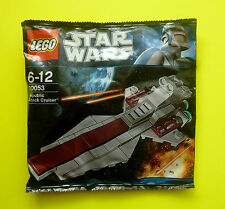LEGO STAR WARS 30053 REPUBLIC ATTACK CRUISER POLYBAG NEU & OVP