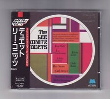 (CD) LEE KONITZ - The Lee Konitz Duets / Japan Import / NEW / VDJ-1571