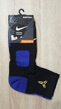 nike elite kobe bryant basketball socks sz large
