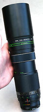 Vintage SIGMA VS 300mm f4 Premium lens M42 mount VGC Clean Optics Canon Nikon