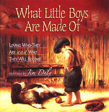 Very Good, WHAT LITTLE BOYS ARE MADE OF, DALY JIM, Book