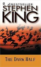 The Dark Half by Stephen King (1990, Paperback)
