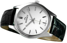 BISSET BSCC41 EPIC WHITE SWISS MADE  W/R 5 ATM  Men's  Watches
