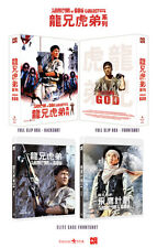 Armour Of God Collection (2016, Blu-ray) Full Slip Box / Jackie Chan