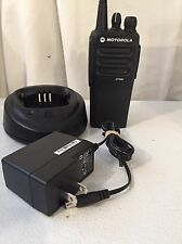 Motorola CP200d MotoTrbo Digital UHF 403-470 Mhz 16 Channels