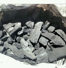 Mangrove BBQ CHARCOAL 15kg natural LUMP product of INDONESIA. SLITHERED TRUNK