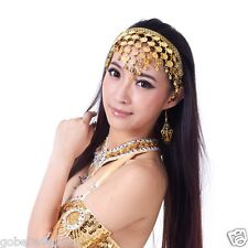 Belly Dance Headwear Head Band Hair Band Dancing Costume Accessory Free Shipping