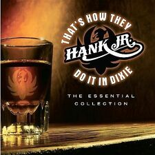 That's How They Do It in Dixie: The Essential Collection by Hank Williams NEW