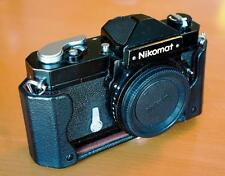 RARE NIKOMAT NIKKORMAT FT BLACK 35mm FILM CAMERA BODY NIKON