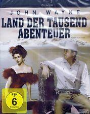 BLU-RAY NEU/OVP - Land der tausend (1000) Abenteuer - John Wayne