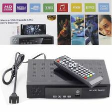 1080P ATSC TV Box Digital Convertor HDTV Receiver Signal Antenna HDMI PVR Analog