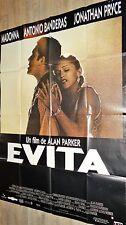 madonna EVITA  ! alan parker affiche cinema