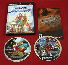 Ps2: Wild Arms: alter Code F-Sony Computer 2005
