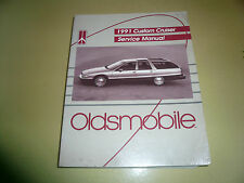 1991 Oldsmobile Custom Cruiser Service Manual