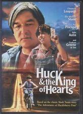 Huck and the King of Hearts (DVD, 2004)