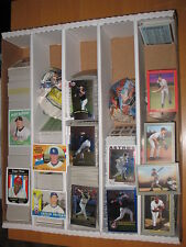 2004 Topps Traded Chrome Baseball Large Lot approximately 167 cards
