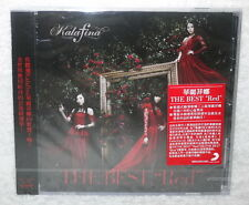 Kalafina THE BEST Red 2014 Taiwan CD -Normal Edition-