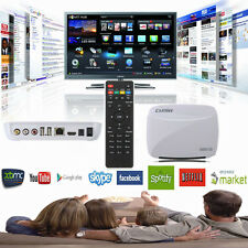 EMISH X700 Smart Android4.4 TV Box XBMC 1080P WiFi HDMI Media Streamer 1G/8G USB