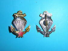 b2271 French Colonial Indochina Vietnam Drago DI 3 BCCP Airborne Paratrooper