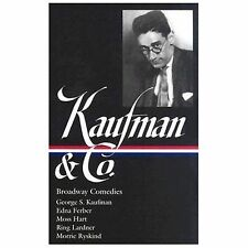 Kaufman and Co.: Broadway Comedies (Library of America)-ExLibrary
