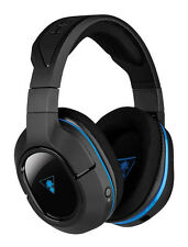 Turtle Beach Ear Force Stealth 400 for PS4 PS3 Stereo Wireless Gaming Headset VG