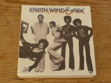Earth Wind and Fire: That's The Way Empty Promo Box [Japan Mini-LP no cd soul Q