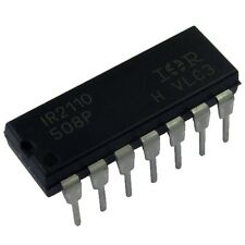 IR2110 International Rectifier 500V 2A High And Low Side Driver DIP-14 854214