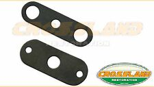 Land Rover Series 1, 2, 2A,  FW2 Lucas wiper motor seals escutcheon x2 One Unit