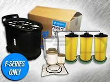 6.0L TURBO DIESEL AIR FILTER, 3 OIL FILTERS AND FUEL FILTER COMBO KIT FOR FORD