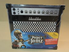 WowWee Paper Jamz Amplifier Series 1 Silver/Black Includes Audio Cable 62742