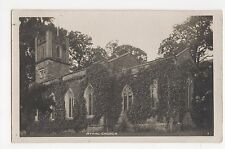 Rydal Church Real Photo Postcard, A853