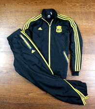*NEW* FULL TRAINING TRACKSUIT TOP JACKET + PANTS FC LIVERPOOL 2010/11  SIZE (M)