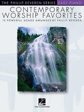 Contemporary Worship Favorites Phillip Keveren