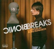 BIONIC BREAKS =Boris Dlugosch= Swayzak/COD...=2CD= ELECTRO HOUSE BREAK GROOVES!