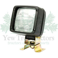Square Work Lamp Light Tractor Jcb Landrover dumper 12V
