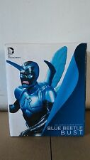 *DC COMICS SUPER HEROES BLUE BEETLE BUST STATUE BATMAN SUPERMAN NEW 52