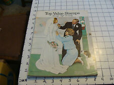 vintage Catalog: TOP VALUE STAMPS 1973, family gift catalog, NORMAN ROCKWELL COV