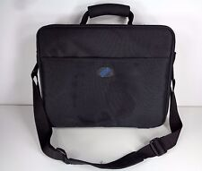 Vintage IBM Logo Laptop Computer Messenger Bag Carrying Case 15 x 11 x 3 Nylon